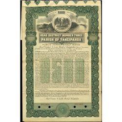 Louisiana Parish Bonds,