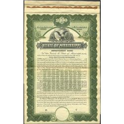 State of Mississippi Bonds,