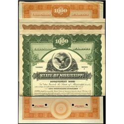 State of Mississippi Bonds
