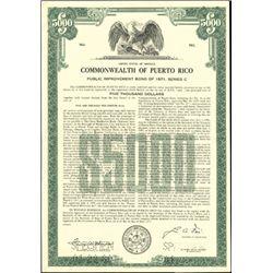 Puerto Rico Bonds,
