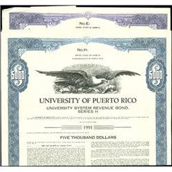University of Puerto Rico Bonds,