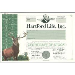 Hartford Life, Inc. & Aetna Life Insurance Co. St