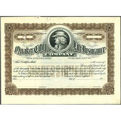 Quaker City Life Insurance Co.,
