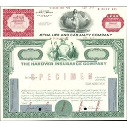 The Hanover Insurance and Aetna Life and Casulty