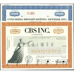 CBS Inc. Registered Bonds Transition Certificates
