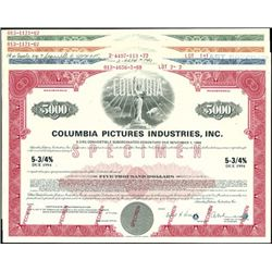 Columbia Pictures Bond Group
