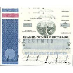 Columbia Pictures industries, Inc. - Tri-Star Reg