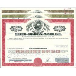 Metro-Goldwyn-Mayer Inc. Group