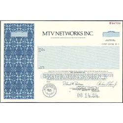 MTV Networks, Inc.