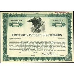 Preferred Pictures Corporation.