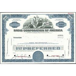 Radio Corporation of America,