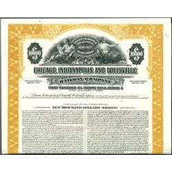 Chicago, Indianapolis and Luoisville Railway Co.