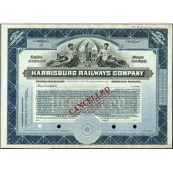 Harrisburg Railways Company.