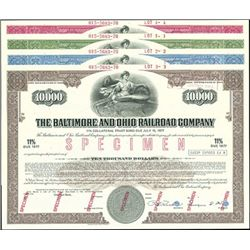 The Baltimore and Ohio Railroad Co. Bond Group