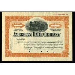 American Haiti Company.