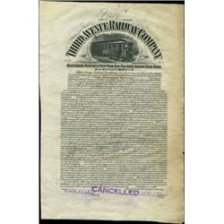 New York Bond and Stock Proofs