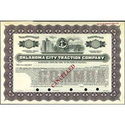 Oklahoma City Tractin Company.