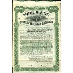 York Haven Street Railway Company.