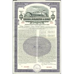 Mixed Mid-Western Railroad Bond Specimens (3),