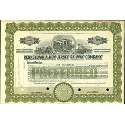 Pennsylvania-New Jersey Railway Company.