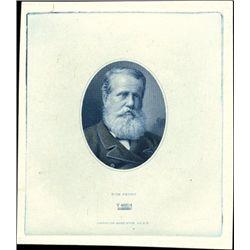 Brazil. Portraits of Notable Brazilian Men Used o