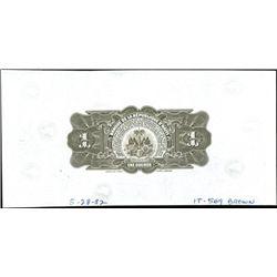 Haiti. Banque De La Republique D'Haiti.