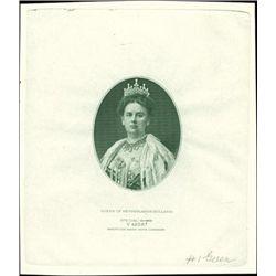 Netherlands-Indies. Queen Wilhemina Vignettes use