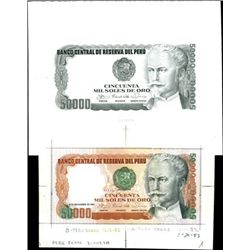 Peru. Banco Central De Reserva Del Peru Productio