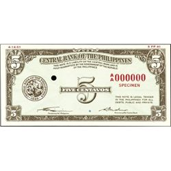 Philippines. Central Bank of the Philippines