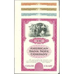 U.S. Color Charts from ABNC.