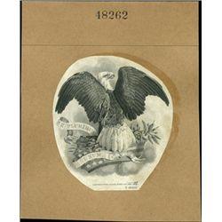 U.S. Eagles Used on Obsolete Banknotes, Stocks, C