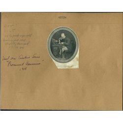 U.S. Alexander Graham Bell Vignette Used on AT&T