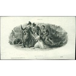 U.S. Famous Vignette Images Used on Banknotes, Ch