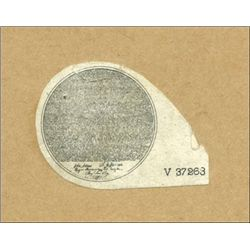 U.S. Micro Printing of the Declaration of Indepen
