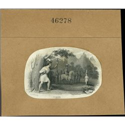 U.S. Unique William Tell Vignette by Casilear.