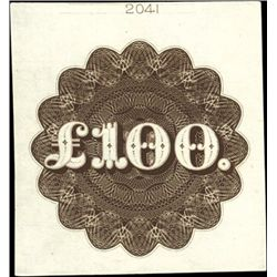 England. National Banknote Numerical Counters