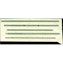 U.S. Obsolete Banknote Border Compound Proofs (5)
