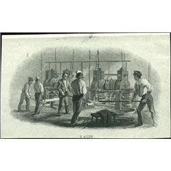 U.S. Men Working In Factories