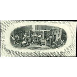 U.S. Blacksmith, Iron Work and Forging Vignettes