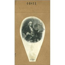 U.S. Benjamin Franklin Vignettes #1.