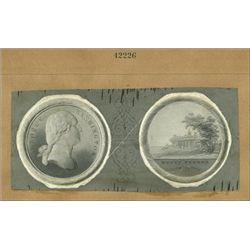 U.S. George Washington and Mount Vernon Medal.