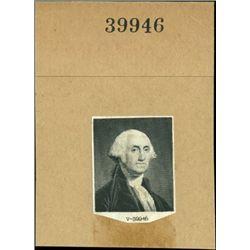 U.S. George Washington Proof Vignettes (8).