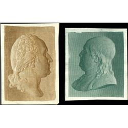 U.S. Washington Cameo in Different Colors (5).