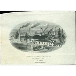 U.S. Factories & Wharehouses & Train