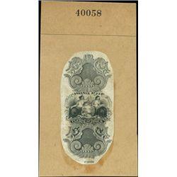 U.S. New York State Arms Vignettes Used on Osbole