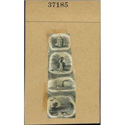 U.S. Compound Proof Miniature Vignettes Including