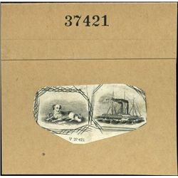 U.S. Early Vignettes Found on Obsolete Banknotes,