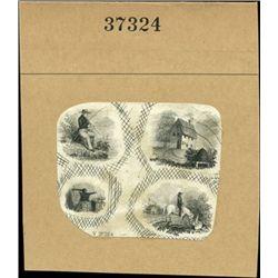 U.S. Miniature Vingettes.