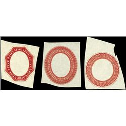 U.S. Oval Vignettes Used on Obsolete Banknotes