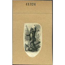 U.S. Fireman Vignettes Used on Obsolete Banknotes